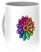 Flower Mandala 6 Coffee Mug