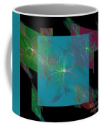 Flower Mirrors Coffee Mug