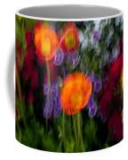 Flower Motion Coffee Mug