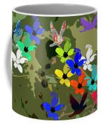 Flower Power 48 Coffee Mug