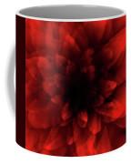 Flower  Red Shade Coffee Mug
