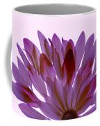 Flower Rise- Lavender Coffee Mug
