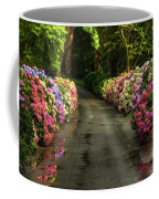 Flower Road Coffee Mug