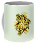 Flower Sketch Coffee Mug