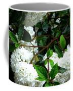 Flower Snow Balls Coffee Mug