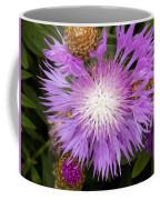 Flower Snowflake Coffee Mug