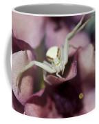 Flower Spider Coffee Mug