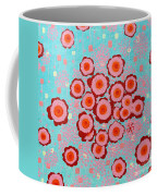 Flower Spreading  Coffee Mug