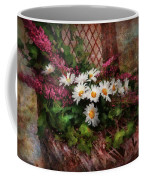 Flower - Still - Seat Reserved Coffee Mug by Mike Savad