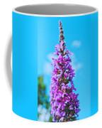 Flower Tower Coffee Mug