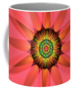 Flower Translucent 14 Coffee Mug