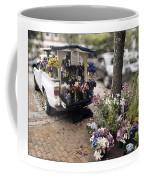 Flower Truck On Nantucket Coffee Mug
