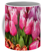 Flower - Tulip - A Young Girls Delight Coffee Mug