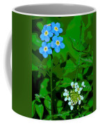 Flower Vision Coffee Mug