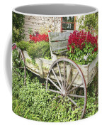 Flower Wagon Coffee Mug