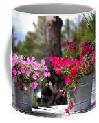 Flower Wagon Coffee Mug