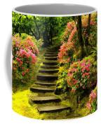 Flower Walk Coffee Mug