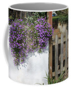 Flower Wall Coffee Mug
