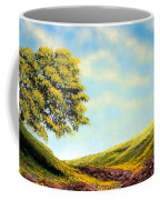 Flowered Fields Coffee Mug