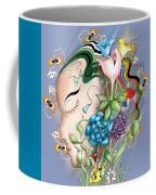 Flowerhead Coffee Mug