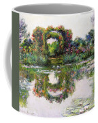 Flowering Arches, Giverny Coffee Mug