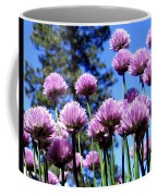 Flowering Chives Coffee Mug