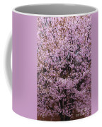 Flowering Pink In Spring Coffee Mug