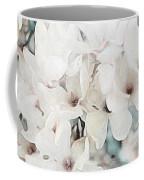 Flowering Star Magnolia Coffee Mug