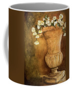 Flowering Urn Coffee Mug