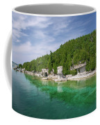 Flowerpot Island - Georgian Bay, Ontario Coffee Mug