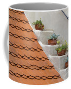 Flowerpots Ascending Coffee Mug