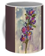 She Blooms Coffee Mug