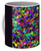 Flowers Abstract Coffee Mug