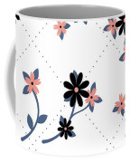 Flowers All Around Coffee Mug