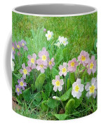 Flowers Along The Edge 1006 Coffee Mug