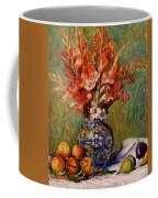 Flowers And Fruit 1889 Coffee Mug