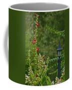 Flowers And Lanterns Coffee Mug