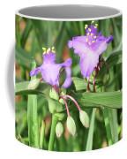 Flowers And Raindrops Coffee Mug
