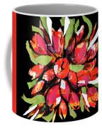 Flowers, Art Collage Coffee Mug