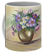 Flowers,still Life Coffee Mug