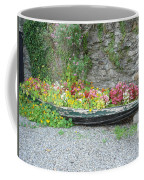 Flowers Floating Coffee Mug