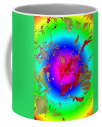 Flowers Flux Coffee Mug