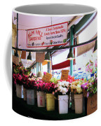 Flowers For Sale Coffee Mug