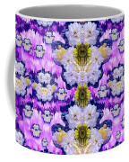 Flowers From Sky Bringing Love And Life Coffee Mug
