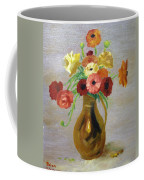 Flowers In A Pitcher -11 Yrs Old Coffee Mug