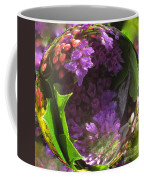 Flowers In A Raindrop Coffee Mug
