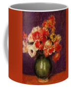 Flowers In A Vase 1901 Coffee Mug