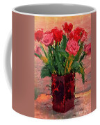 Flowers In A  Vase Coffee Mug