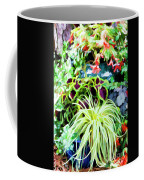 Flowers In Garden 3 Coffee Mug