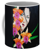 Flowers In My Garden Coffee Mug